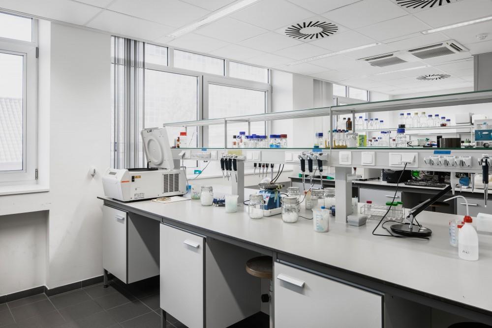Abscis Architecten - laboratorium - foto Jeroen Verrecht