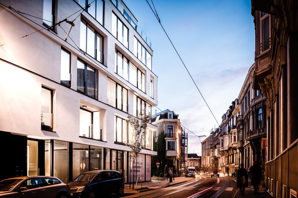 Abscis Architecten - foto's: Igor van de Poel