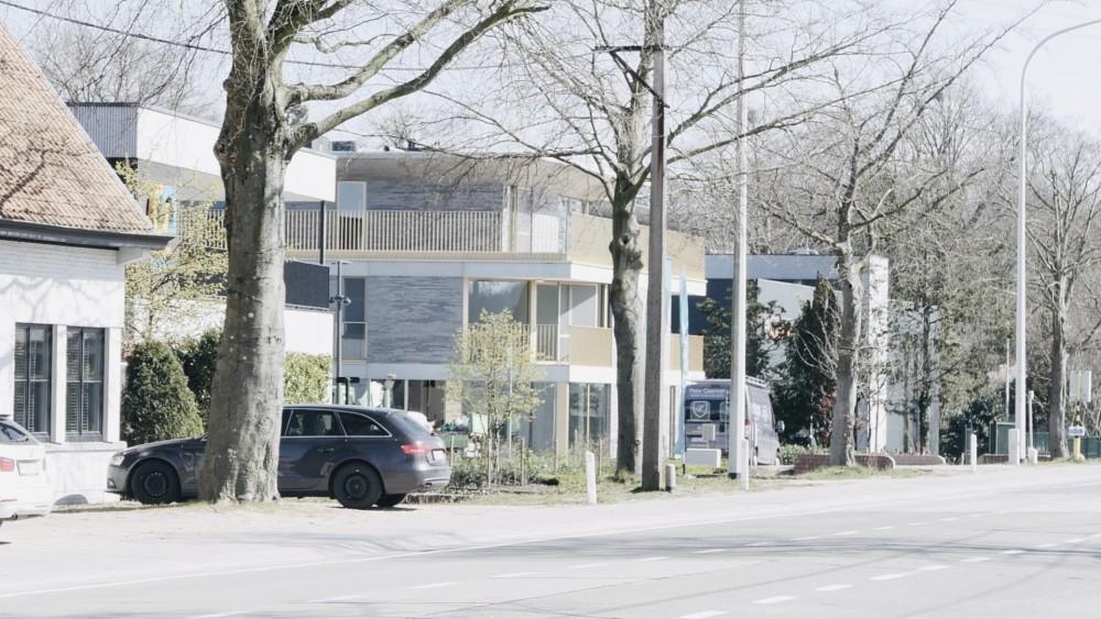 Abscis Architecten - Ankersmit - straatbeeld