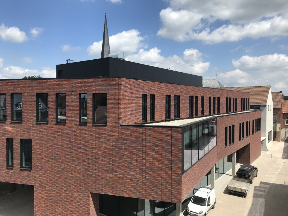 Abscis Architecten - new administration centre