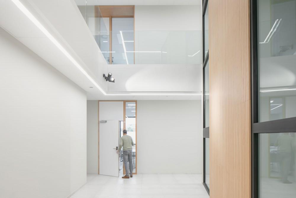 Abscis Architecten - new building first - photography Jeroen Verrecht