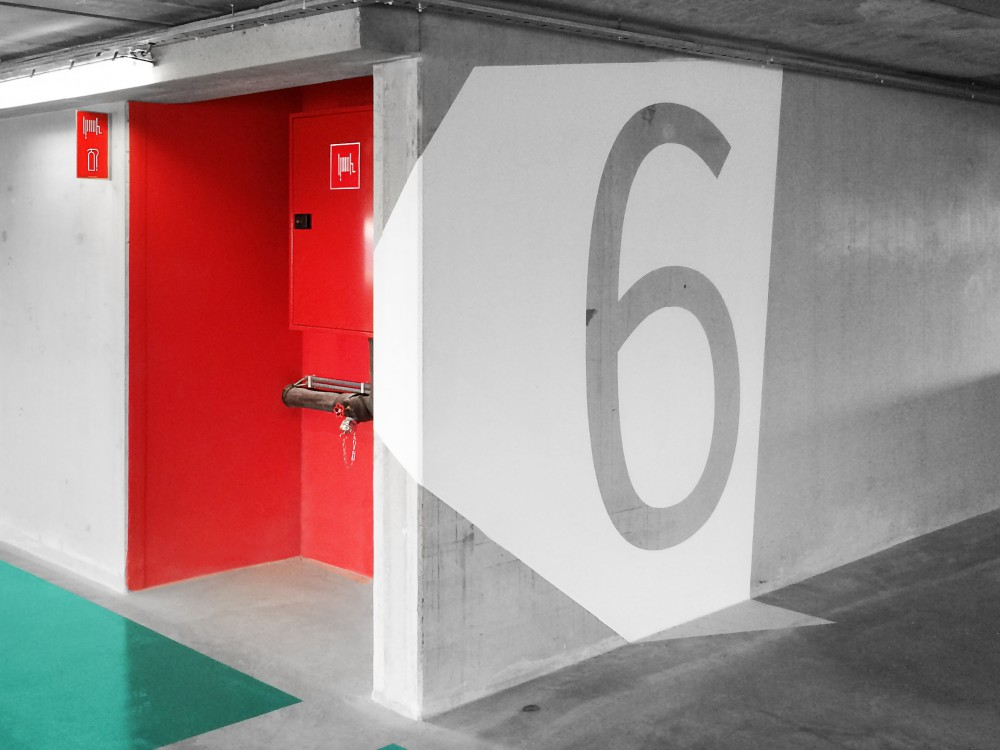 Abscis Architecten - Integrated graphics - photography Rikgrafiek