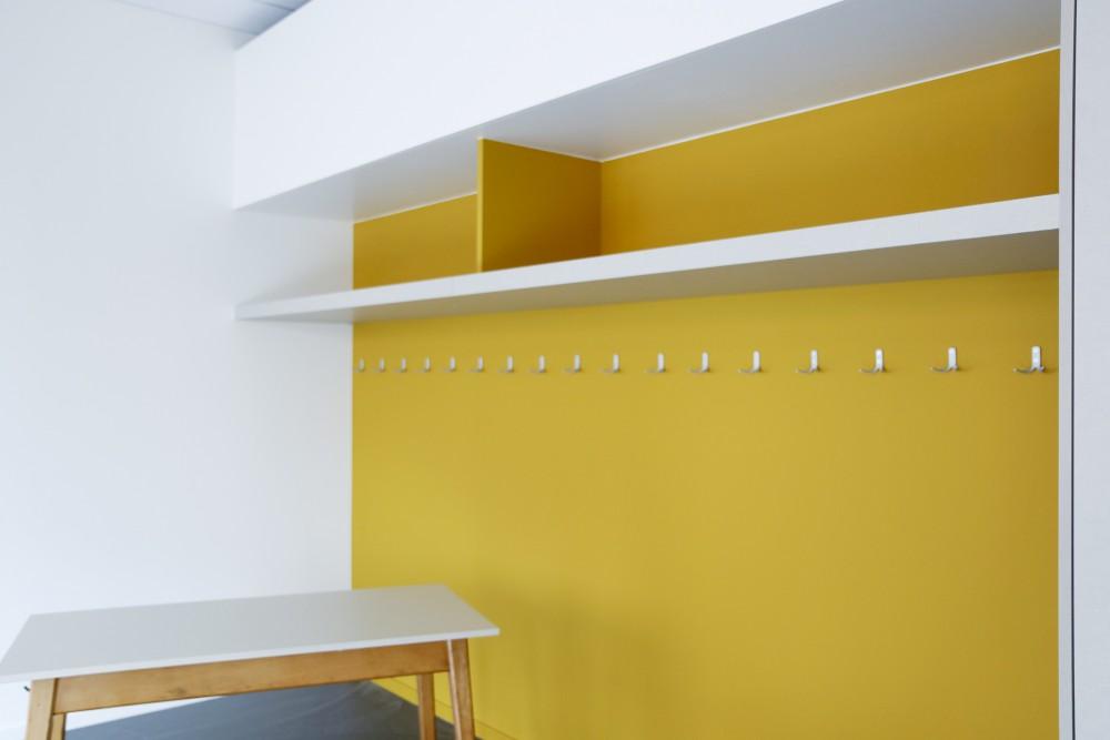 Abscis Architecten - leslokaal - fotografie Abscis Architecten
