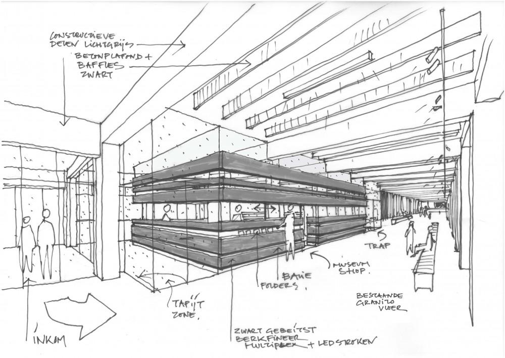 Abscis Architecten - Schets
