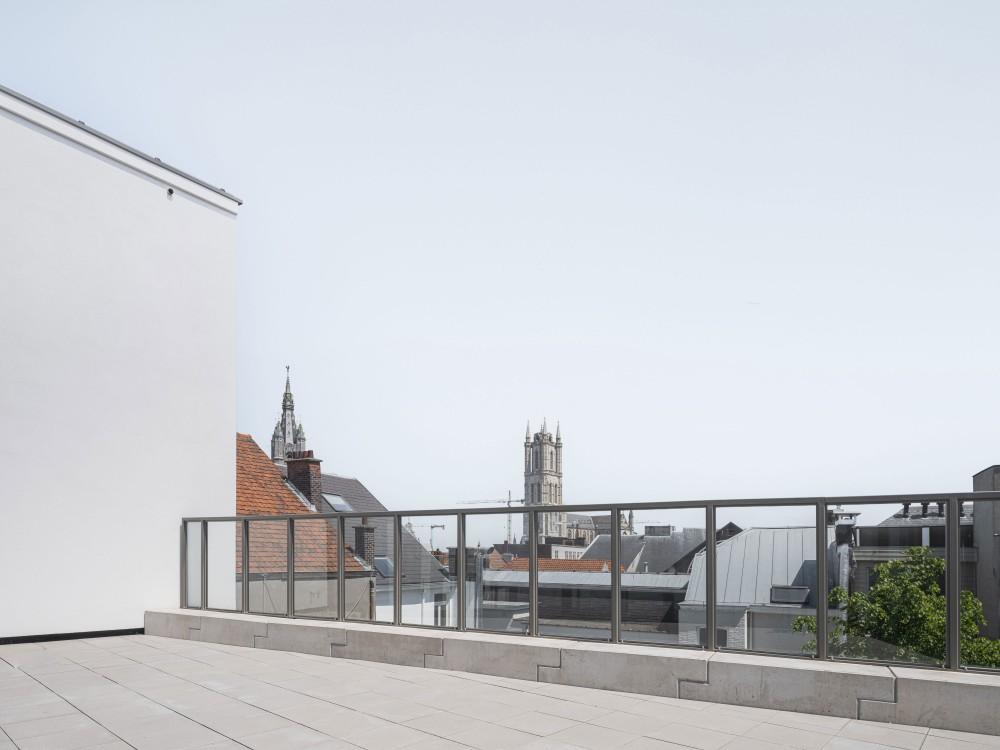 Abscis Architecten - weids stadszicht - foto Jeroen Verrecht