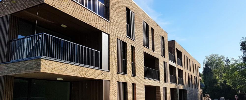 Abscis Architecten - terassen en gevel - fotografie Re-Vive
