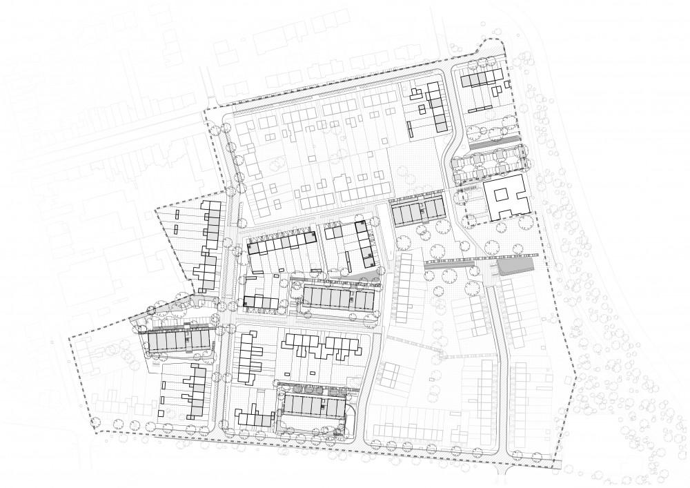 Abscis Architecten - uitvoering Fase 1