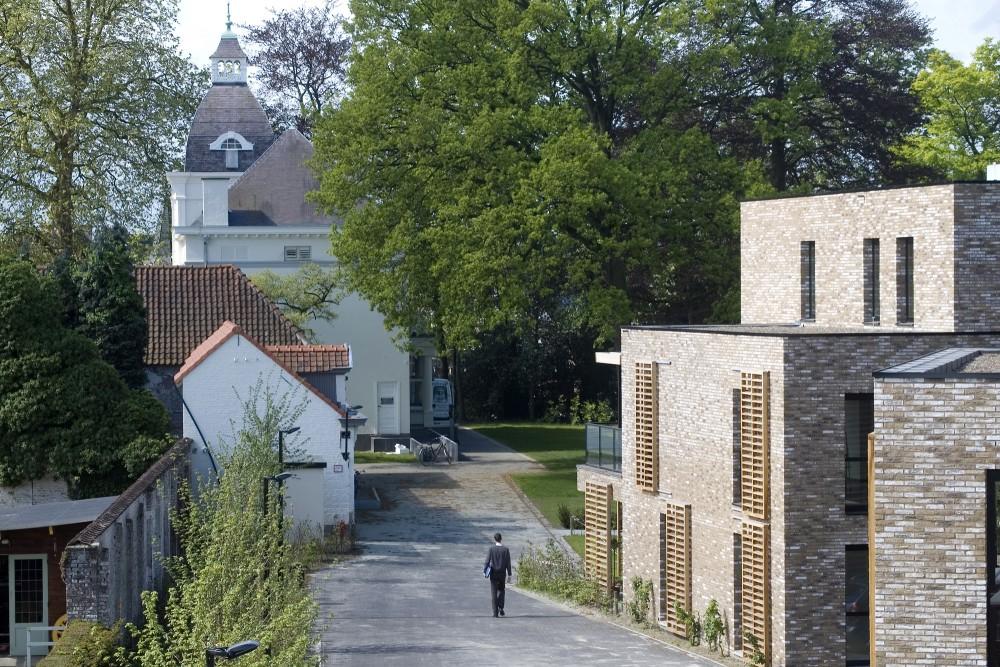 Levenslang wonen kasteelpark viteux for Hedendaagse architecten