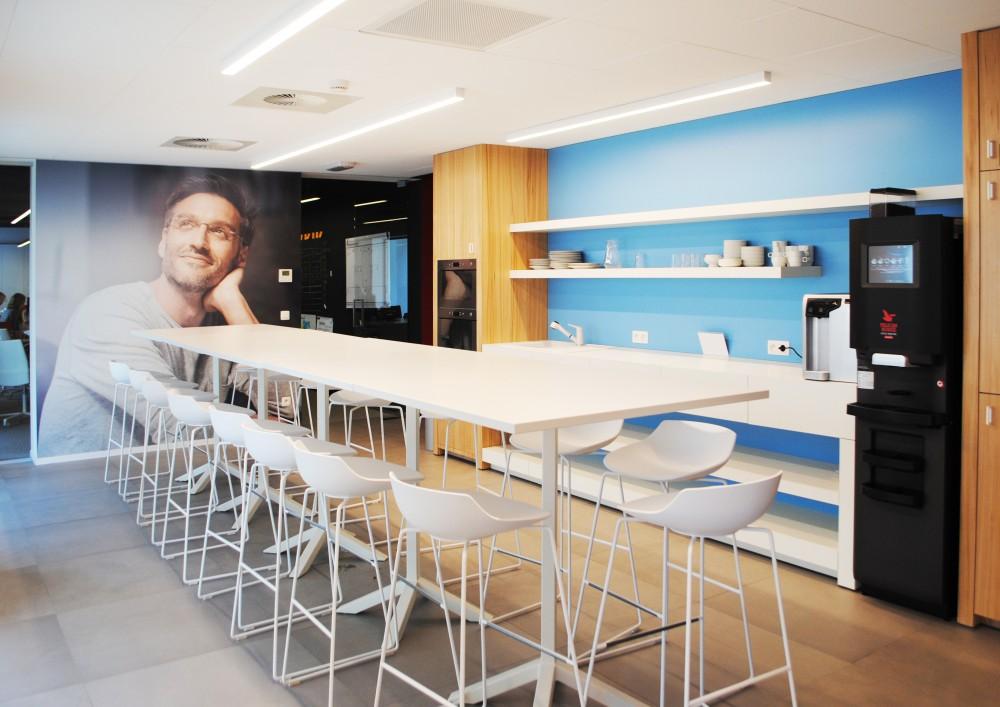 Abscis Architecten - Eetruimte met kitchenette - fotografie Abscis Architecten