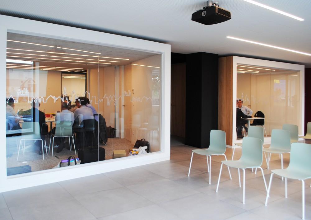 Abscis Architecten - Presentatieruimte en vergaderzalen - fotografie Abscis Architecten