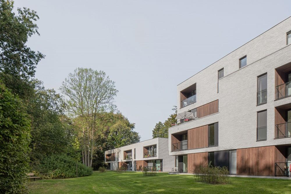 Abscis Architecten - parktuin - fotografie Jeroen Verrecht