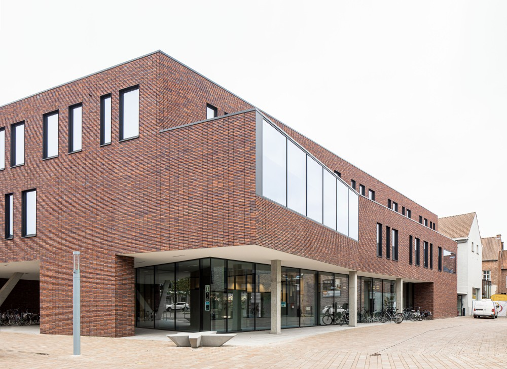 Abscis Architecten - NAC – fotografie Jeroen Verrecht