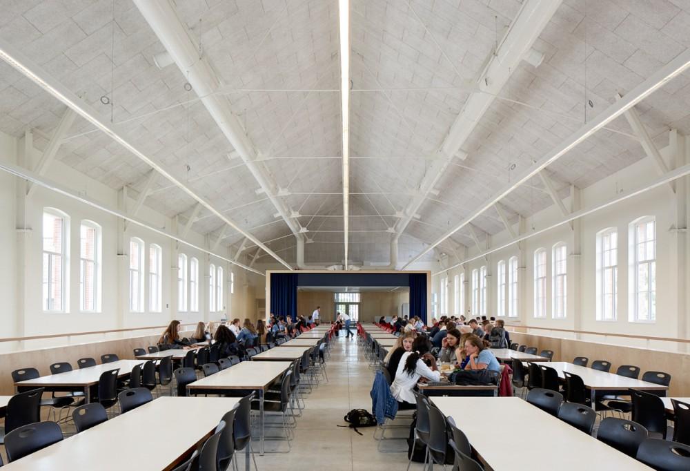 Abscis Architecten - refter - fotografie Dennis De Smet