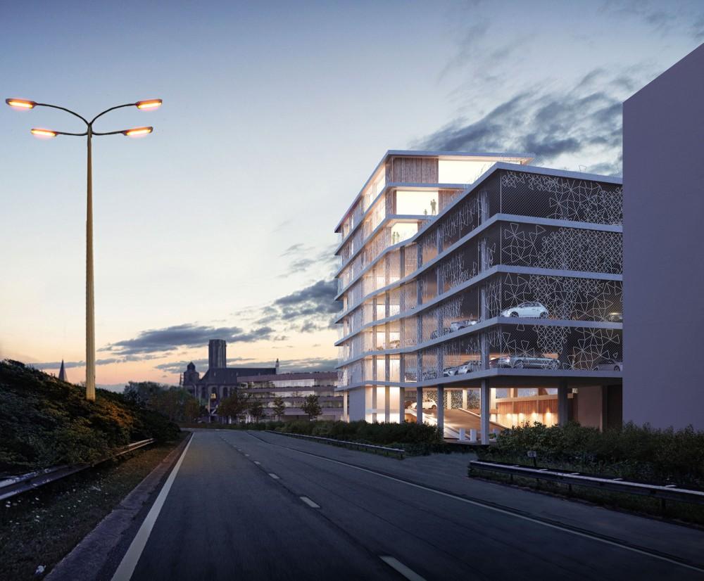 Abscis Architecten - (c) Nanopixel