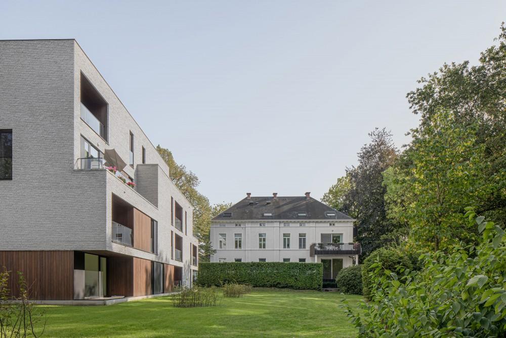 Abscis Architecten - tension between the old and the new - photography Jeroen Verrecht