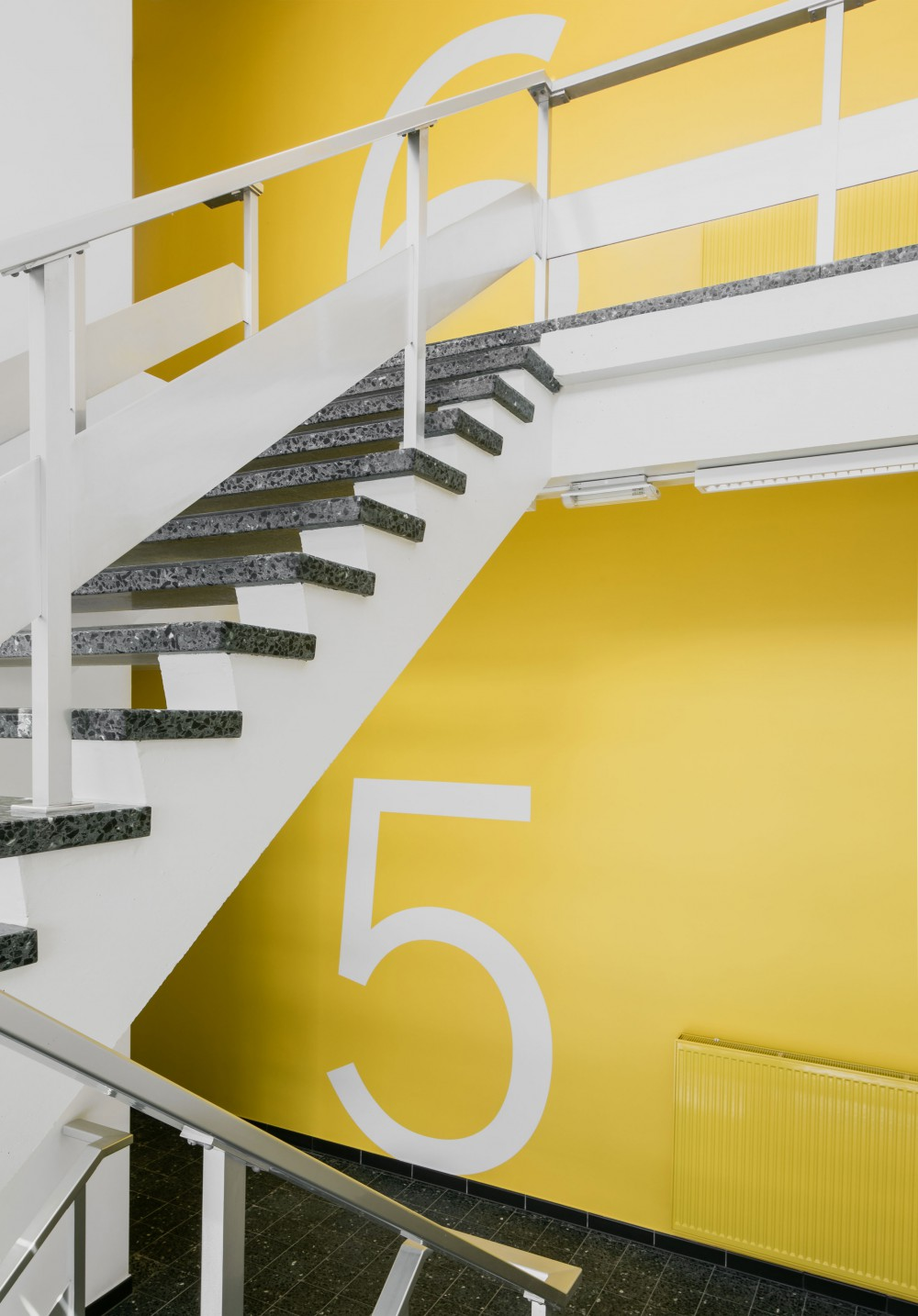 Abscis Architecten - wayfinding - foto Jeroen Verrecht