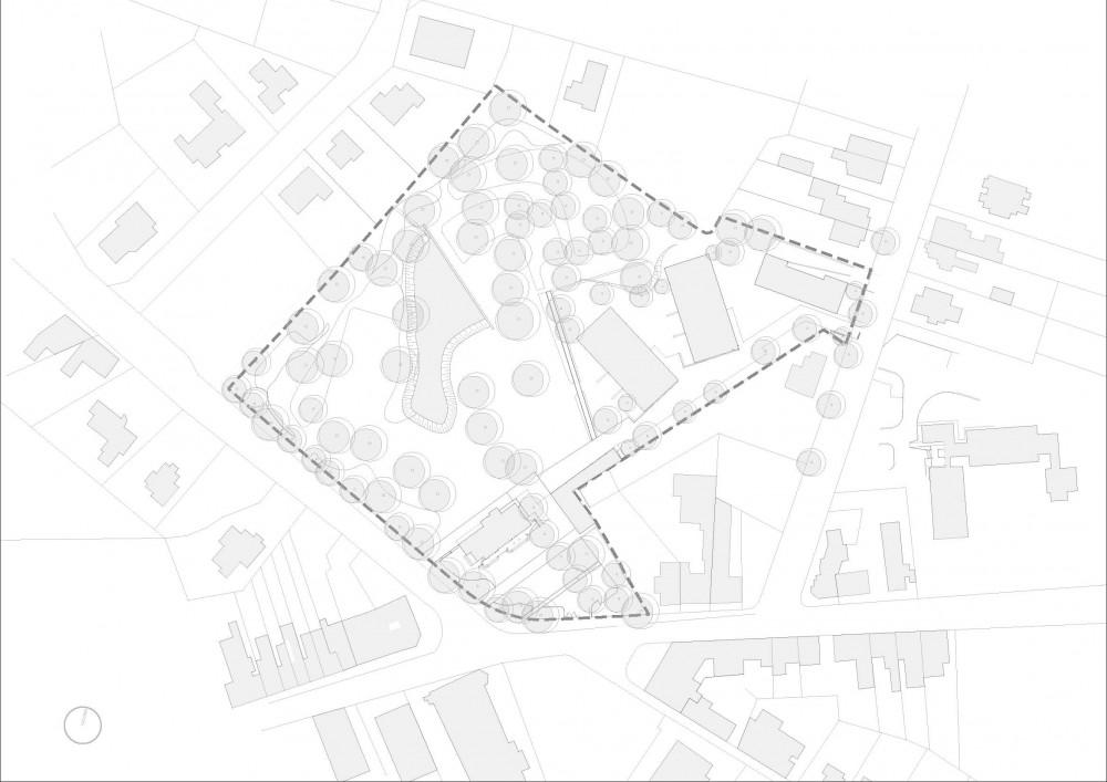 Abscis Architecten - inplanting