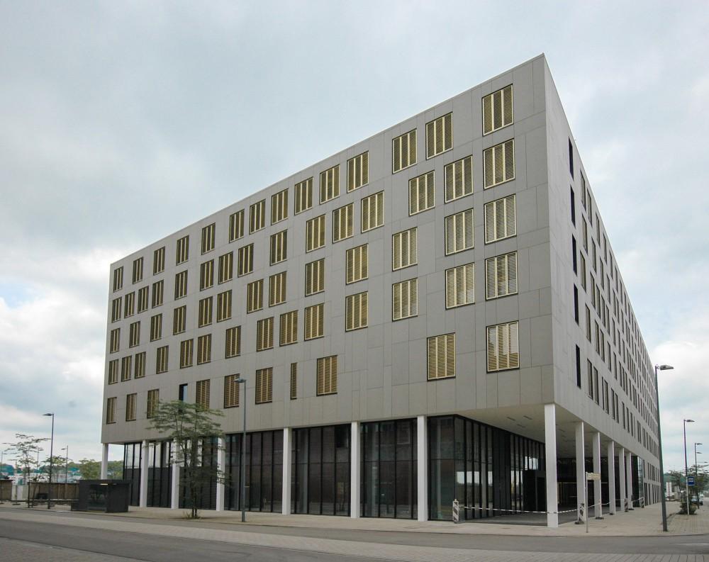 Abscis Architecten - north facade  - photography Fabeck Architectes