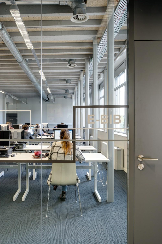 Abscis Architecten - E-bib - fotografie Inge Claessens