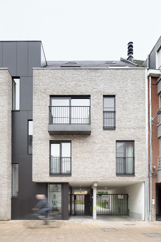 Abscis Architecten - residentiële ontwikkeling – fotografie Jeroen Verrecht