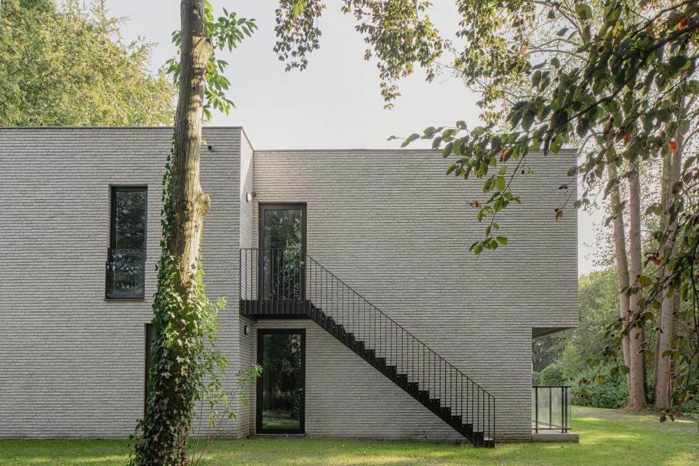 Abscis Architecten - photography Jeroen Verrecht