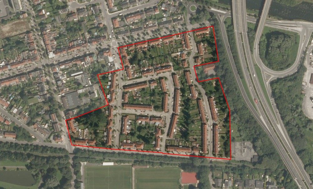 Abscis Architecten - werkgebied masterplan