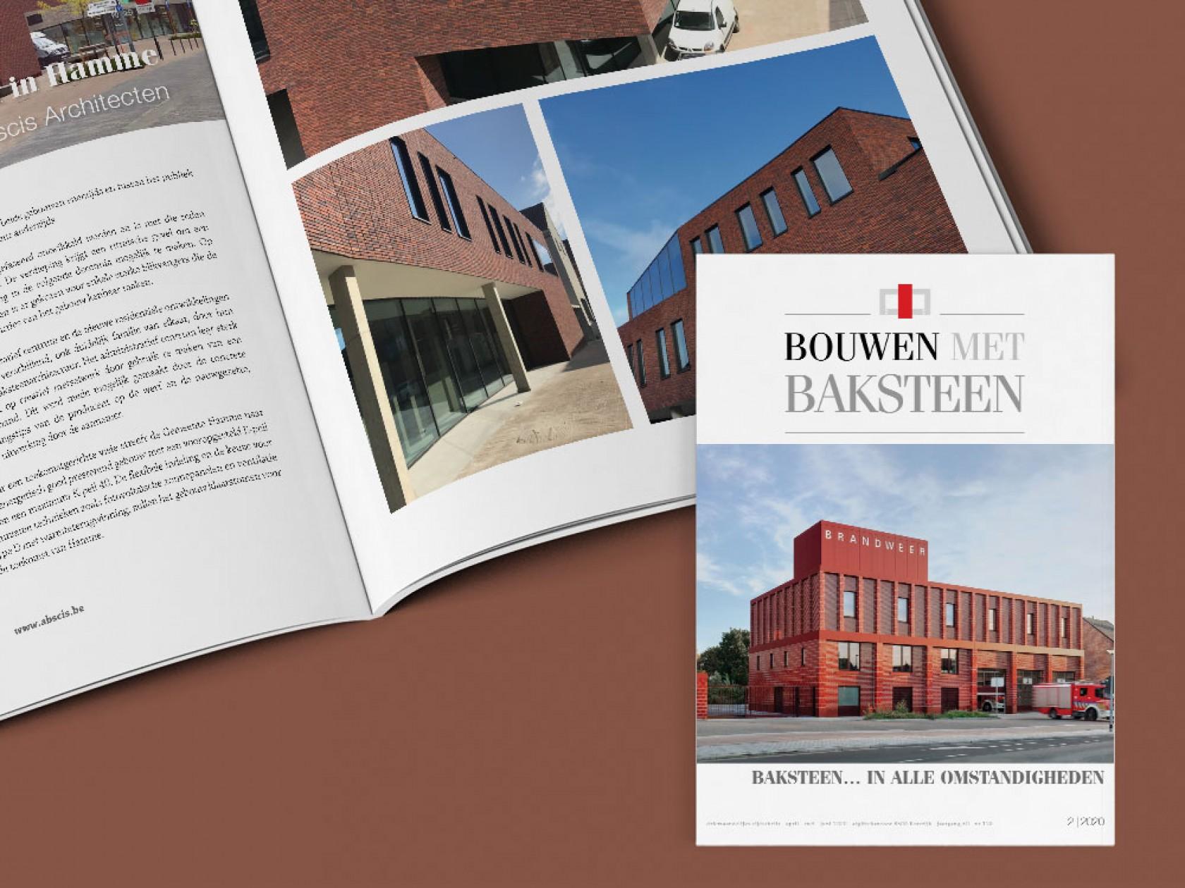 Abscis Architecten - Bouwen met Baksteen - juni 2020