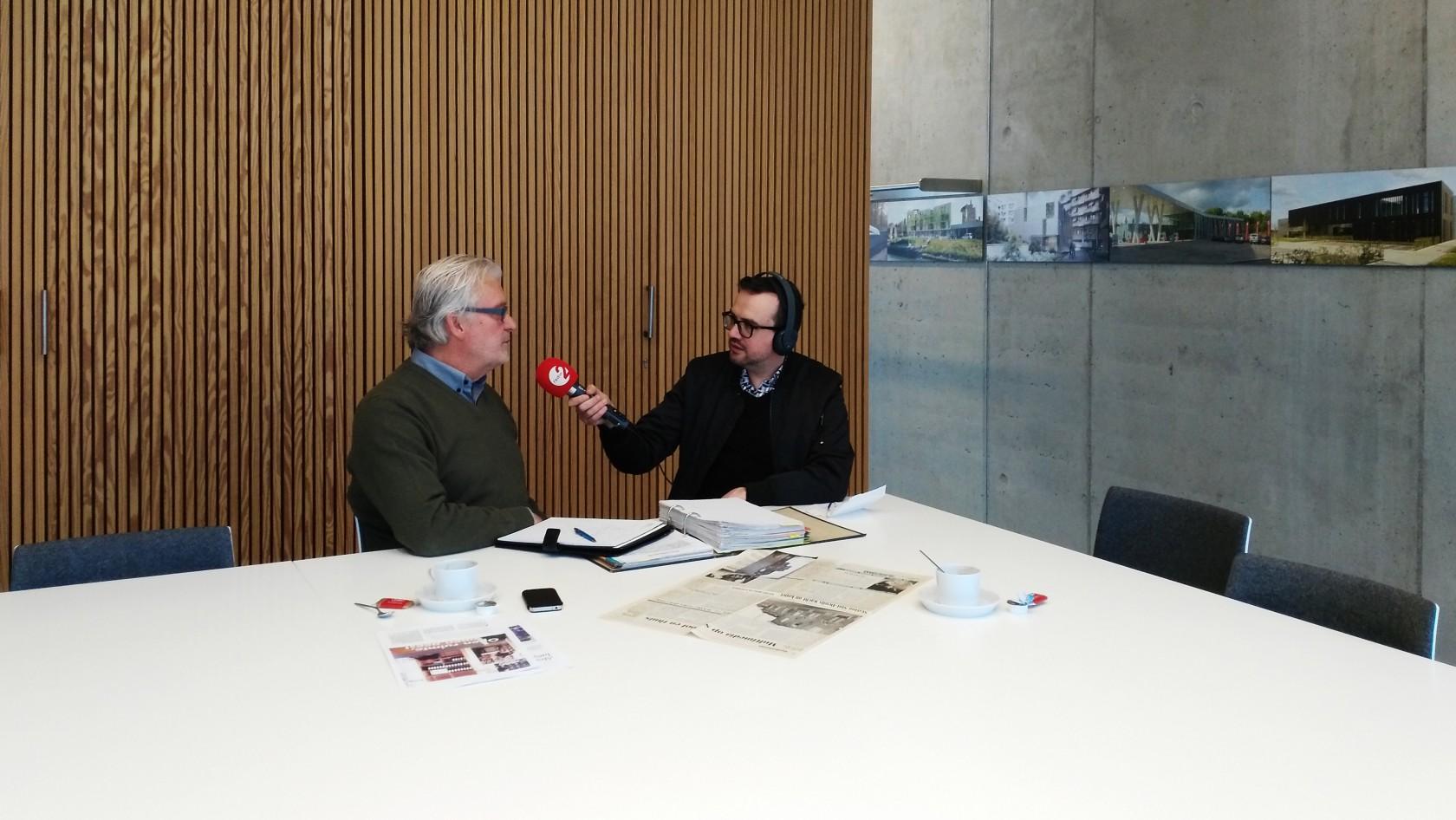 Abscis Architecten - UITBREIDING EN RENOVATIE STATIONSGEBOUW SINT-DENIJS-WESTREM