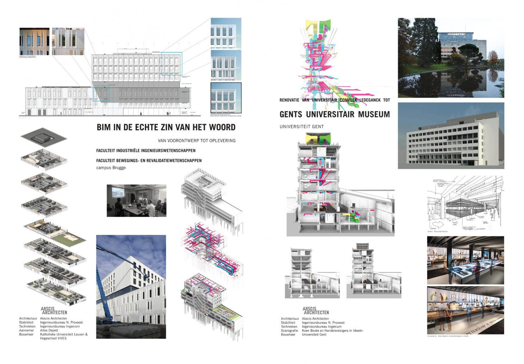 Abscis Architecten - abscis op architect@work