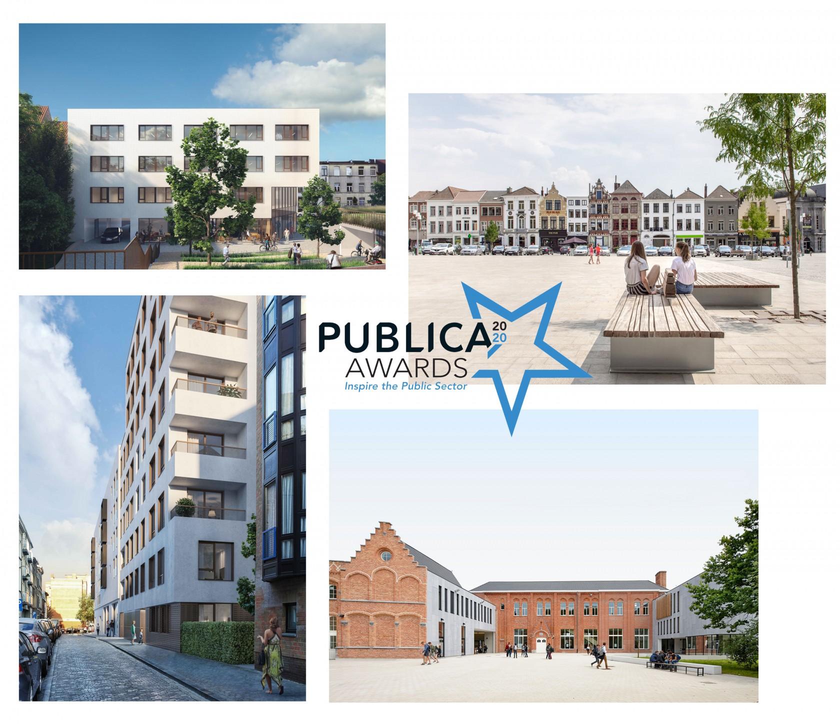 Abscis Architecten - nominaties Abscis Publica Awards 2020