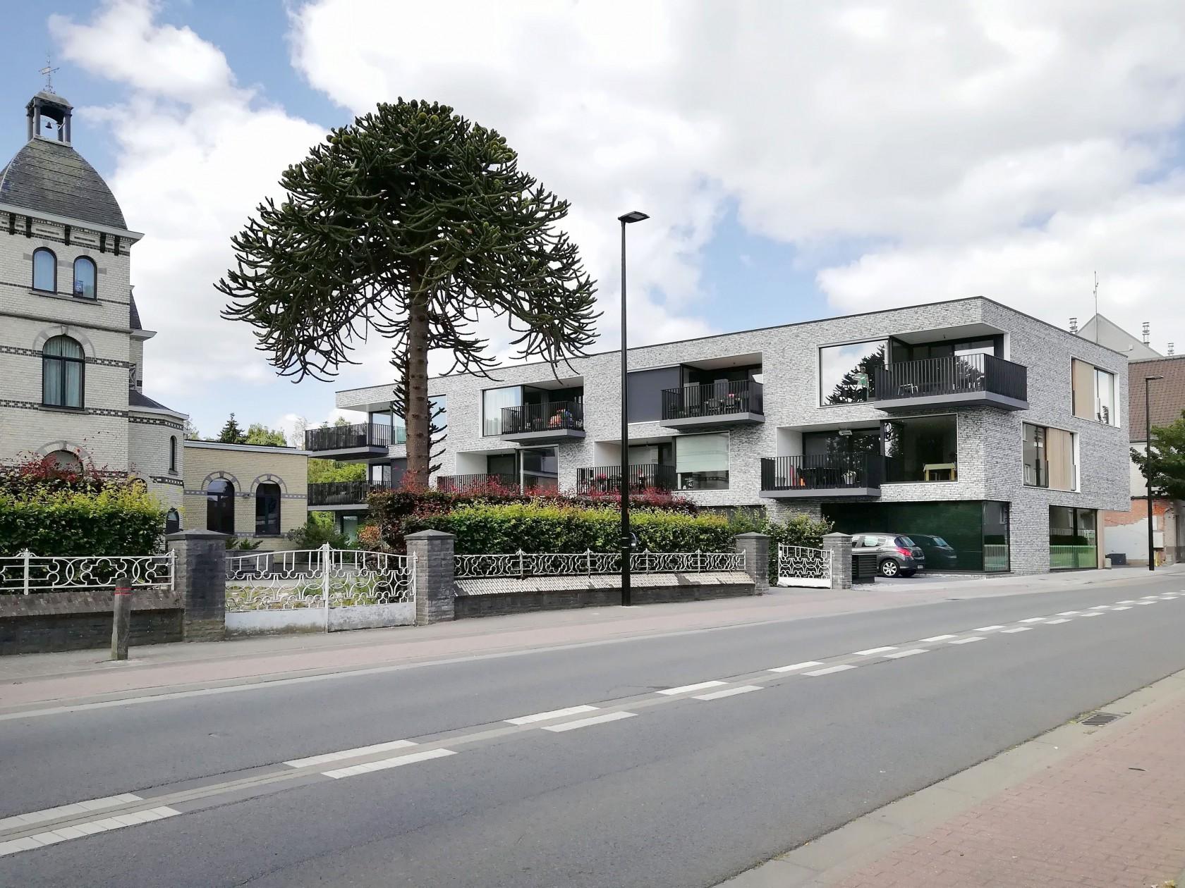 Abscis Architecten - blok A (opgeleverd maart 2019)