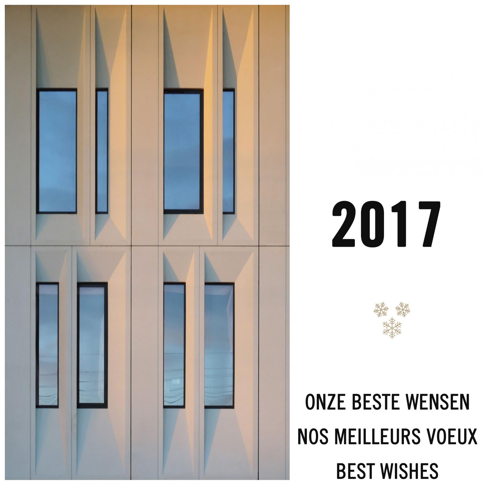 Abscis Architecten - PRETTIGE FEESTEN!
