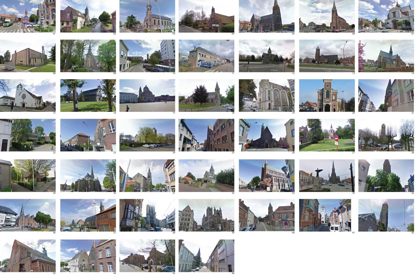 Abscis Architecten - De toekomst van de Gentse kerken