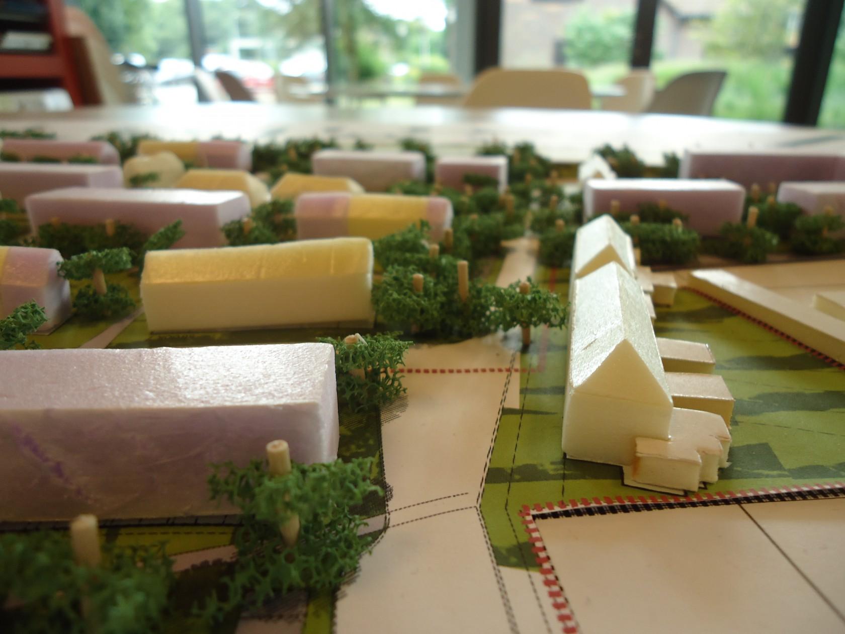 Abscis Architecten - BEN-wijk Nieuw Kortrijk