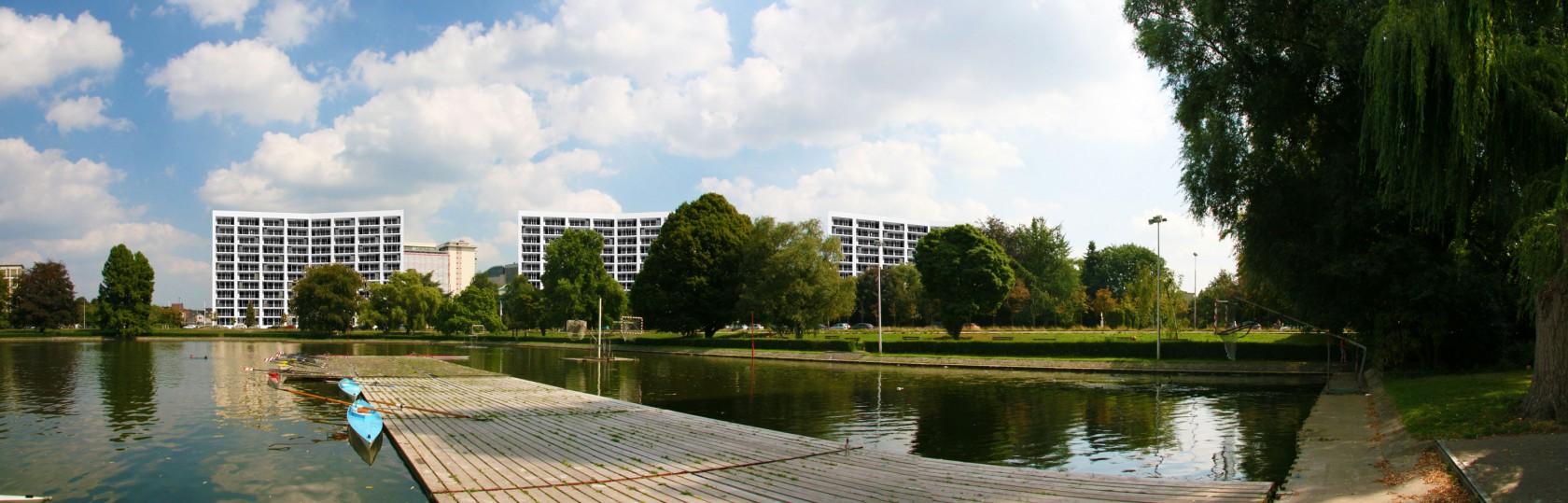 Abscis Architecten - Sociale woningbouw Jubileumlaan