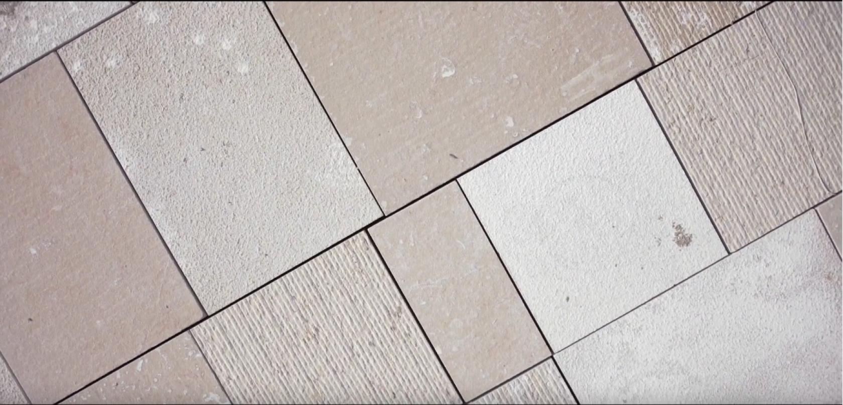 Abscis Architecten - detail natuursteen