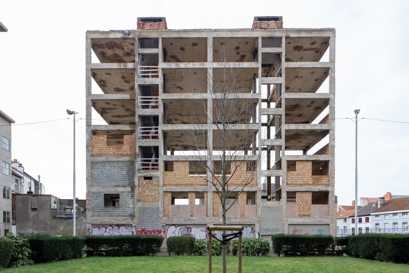 Abscis Architecten - naoorlogs woningpatrimonium - (c) bMa