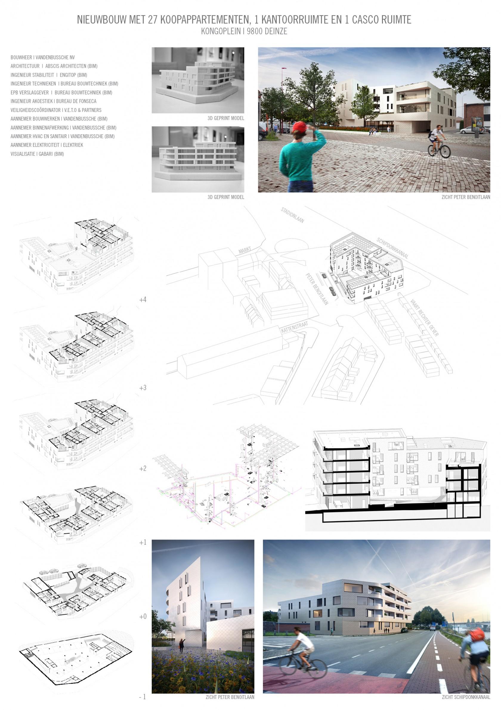 Abscis Architecten - presentatie Kongoplein
