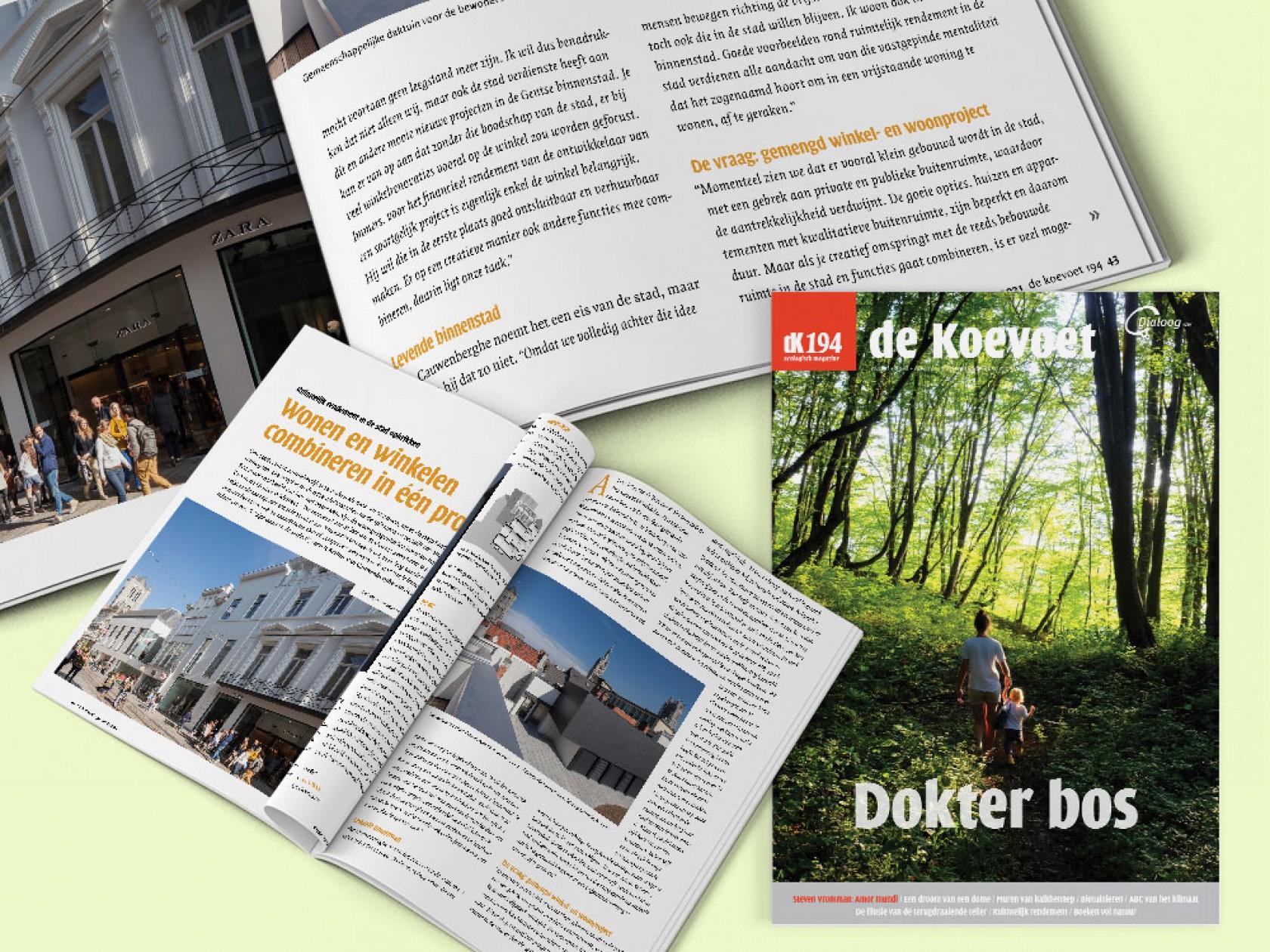 Abscis Architecten - De Koevoet 194 - Ecologisch magazine