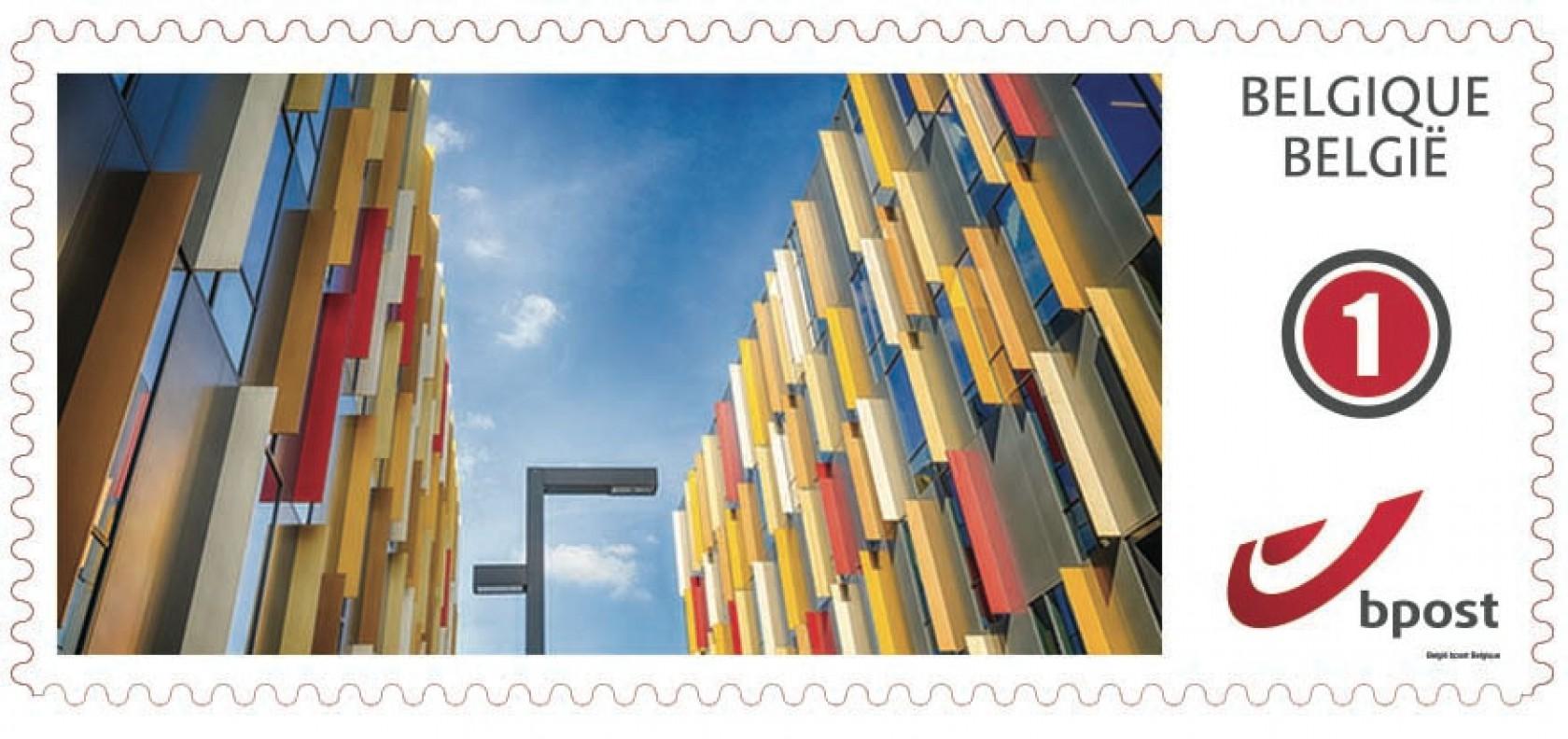 Abscis Architecten - Belgische Architectuur 2017 - Postsite Aalst