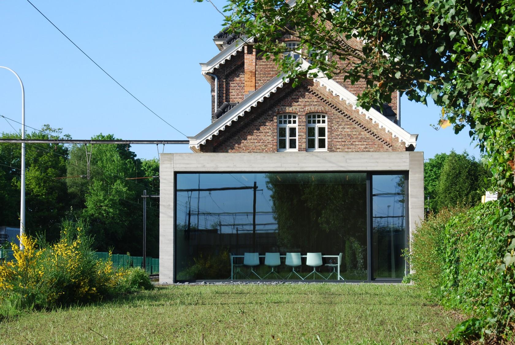 Abscis Architecten - Contact