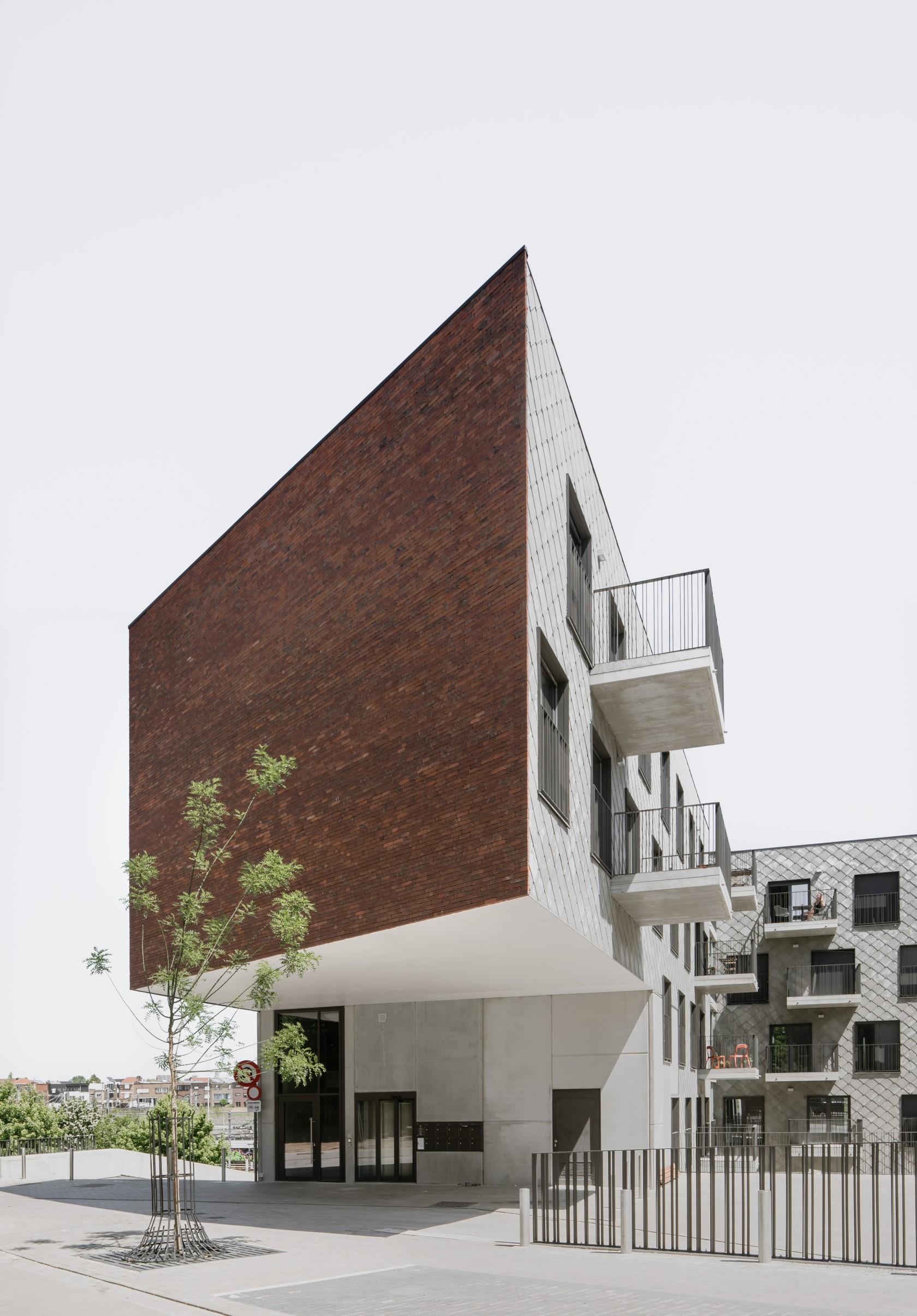 Abscis Architecten - fotografie Jeroen Verrecht