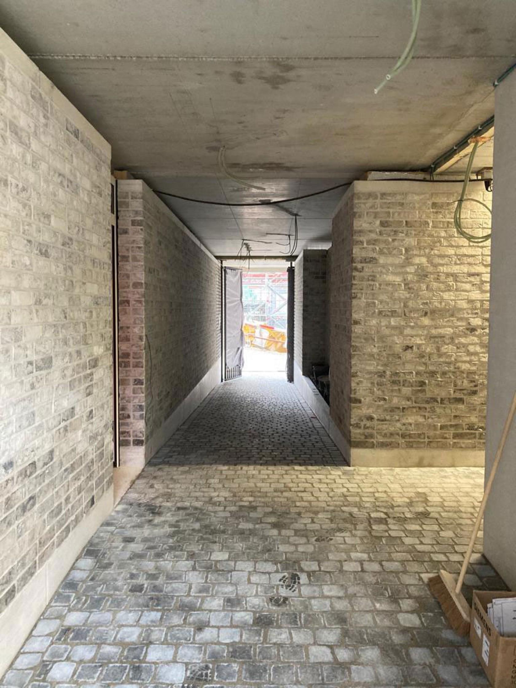 Abscis Architecten - gemeenschappelijke delen woongebouwen Herkenrode