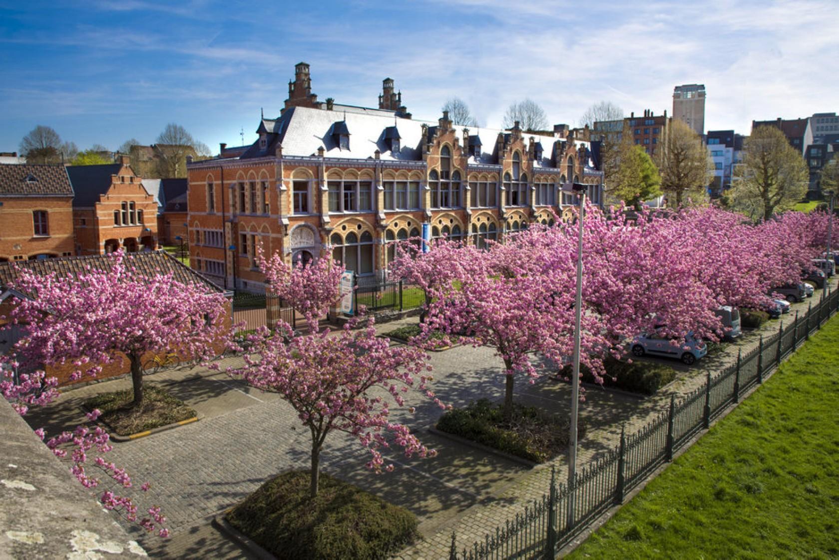 Abscis Architecten - Rommelaere Instituut Gent - beeldbank UGent - foto Hilde Christiaens