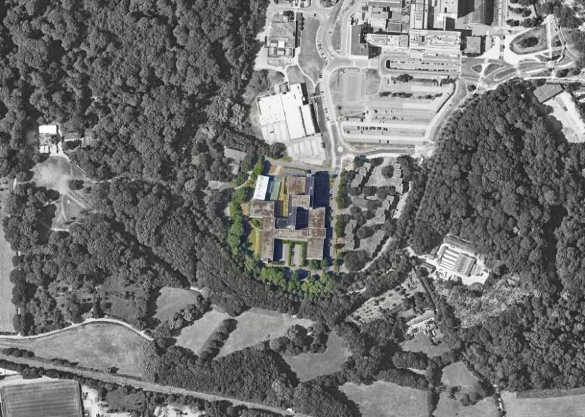 Abscis Architecten - Erasmushogeschool campus Jette