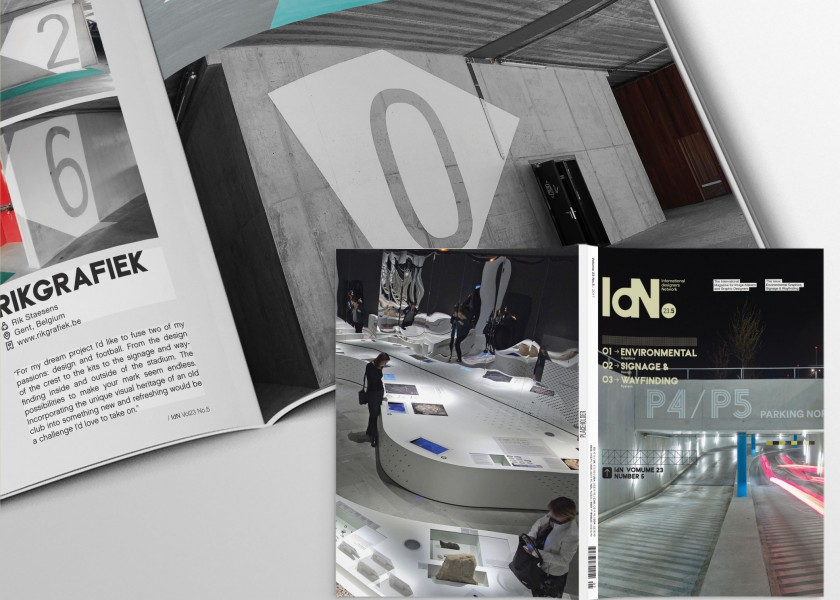 Abscis Architecten - IdN-2017 Vol.23 No.5