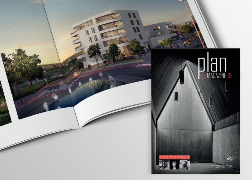 Abscis Architecten - PLAN 13