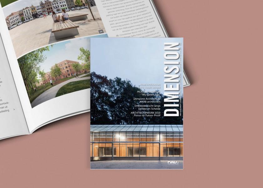 Abscis Architecten - Dimension52 - Driestedentocht langs Dender en Schelde - Geraardsbergen - Ninove - Oudenaarde