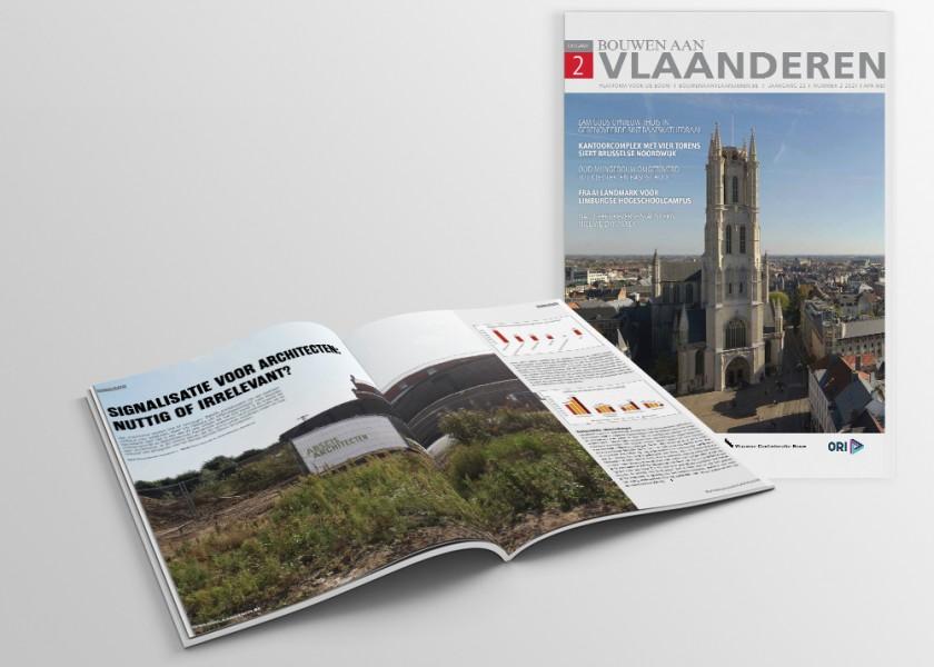 Abscis Architecten - Bouwen aan Vlaanderen NR. 2 2021