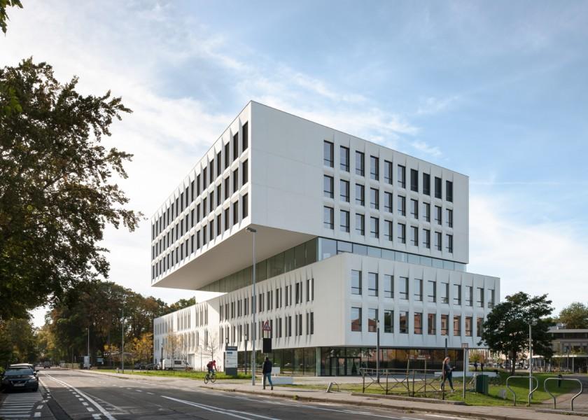 Abscis Architecten - KUL Campus Bruges